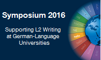 Writing Symposium 2016: Supporting L2 Writing at German-Language Universities